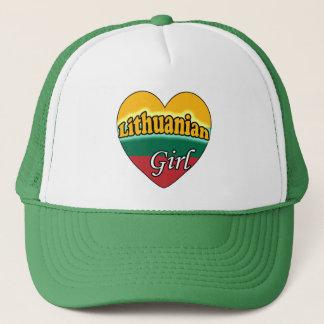 Lithuanian Girl Trucker Hat