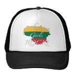 Lithuanian Girls Rock! Mesh Hat
