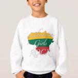 Lithuanian Girls Rock! Sweatshirt