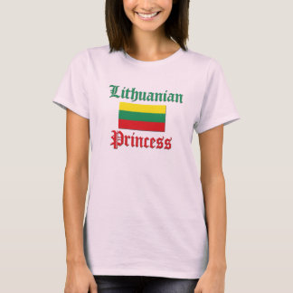 Lithuanian Princess T-Shirt