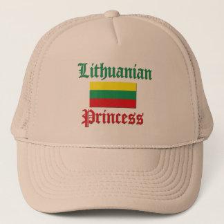 Lithuanian Princess Trucker Hat