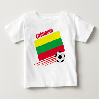 Lithuanian Soccer Team Baby T-Shirt