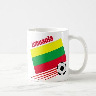 Lithuanian Soccer Team Coffee Mug