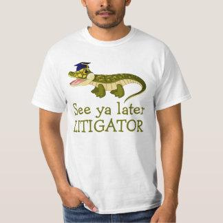 Litigator T-Shirt