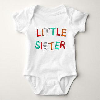 Litle sister baby bodysuit
