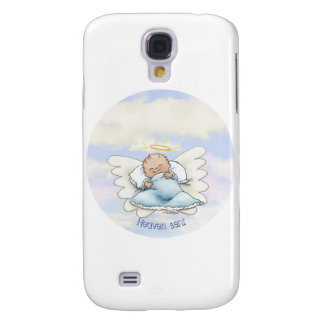 Litlle Baby Boy - Angel sent from above Galaxy S4 Cases
