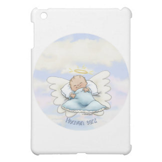 Litlle Baby Boy - Angel sent from above iPad Mini Covers