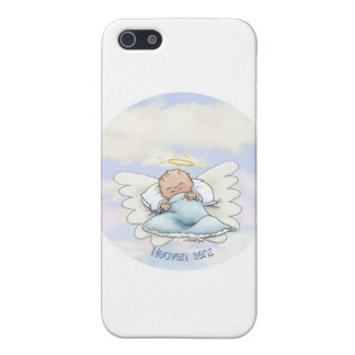 Litlle Baby Boy - Angel sent from above iPhone 5 Case