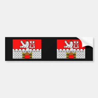 Litomerice Czech Bumper Sticker