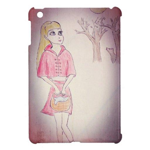 Litte Red Riding Hood iPad Mini Cases