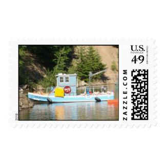 Litte Tugboat Postage