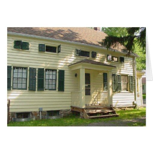 Littell-Lord Farmhouse Berkeley, Heights, NJ Cards