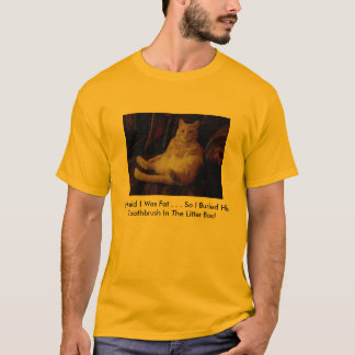 Litter Box Funnies T-Shirt