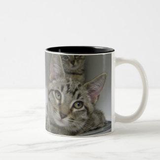 Litter Mates Two-Tone Coffee Mug