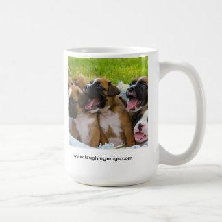Litter of Puppies Mug