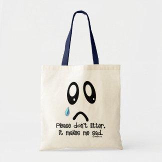 Litter Sad Bag
