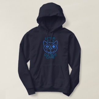 Litterally Do Not Care Hoodie