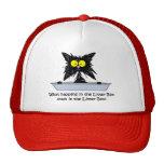 Litterbox Cat Hat