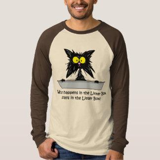 Litterbox Cat T-Shirt