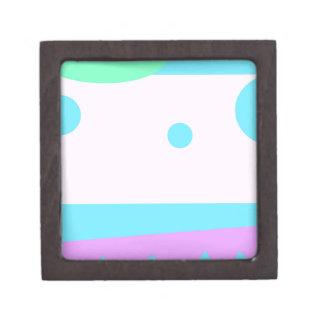 Little Abstract Monster - Gift Box