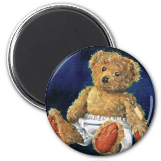 Little Acorn, a Favourite Teddy Magnet