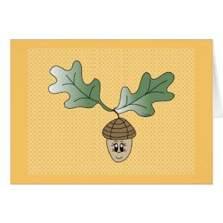 Little Acorn Card