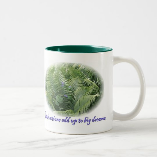 Little Actions Add Up to Big Dreams Mug