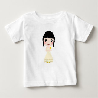 Little Actress Baby T-Shirt