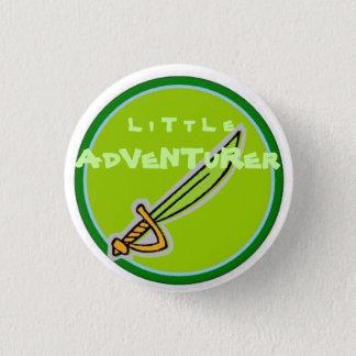 Little Adventurer Pinback Button