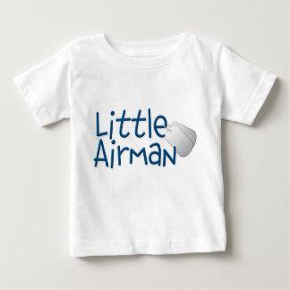 Little Airman Baby T-Shirt