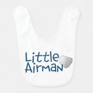 Little Airman Bib