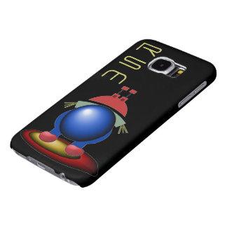 Little Alien monogram Samsung Galaxy S6 Case