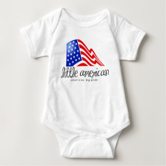 Little American Baby Bodysuit