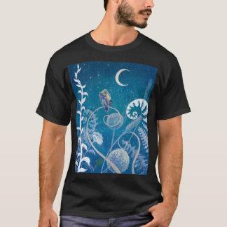 Little Amethyst Owl T-Shirt