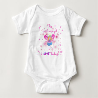 Little Angel 1st Birthday Tshirts and Gifts