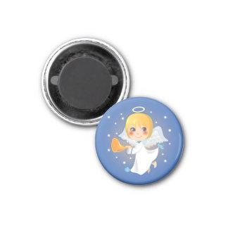 Little Angel Announcement Magnet