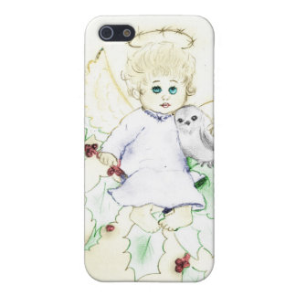 Little Angel Case For iPhone SE/5/5s