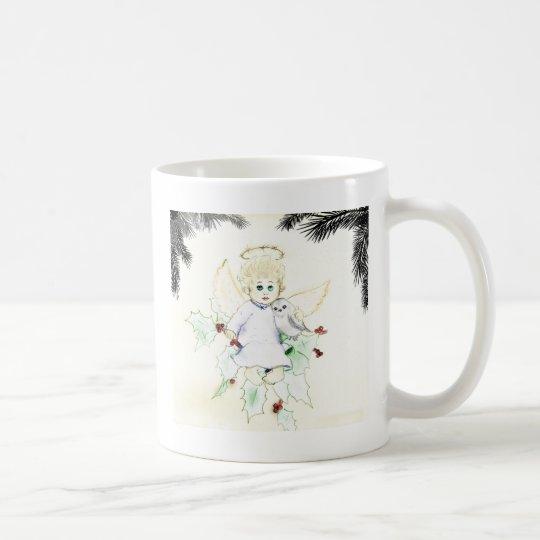 Little Angel Coffee Mug