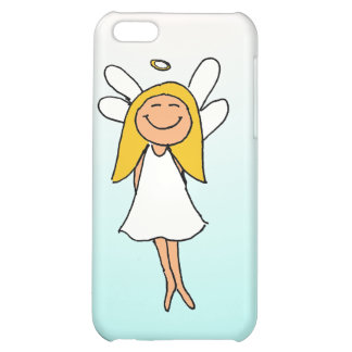 little angel iPhone 5C cover
