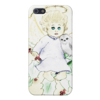 Little Angel iPhone SE/5/5s Case