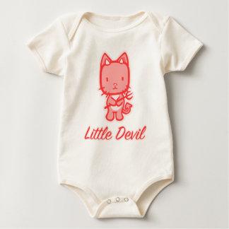 """""""Little Angel...Little Devil"""" Romper"""