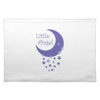 LITTLE ANGEL CLOTH PLACEMAT