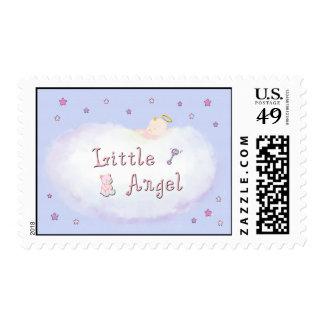 Little Angel Postage Stamp