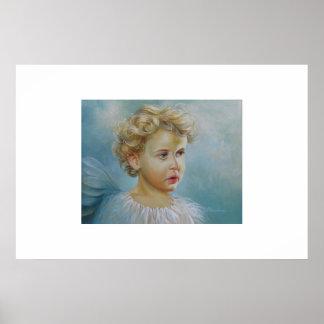 Little angel poster
