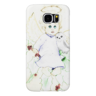 Little Angel - Soft and Dreamy Samsung Galaxy S6 Case