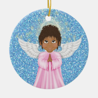 Little Angel - SRF Ceramic Ornament
