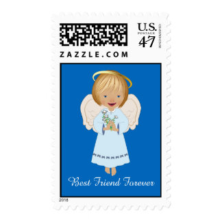 Little Angel, Stamp