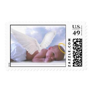 Little Angel Stamp