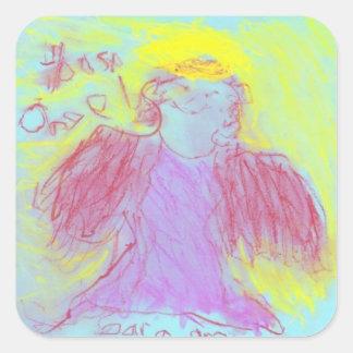 Little Angel Sticker