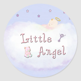 Little Angel Stickers